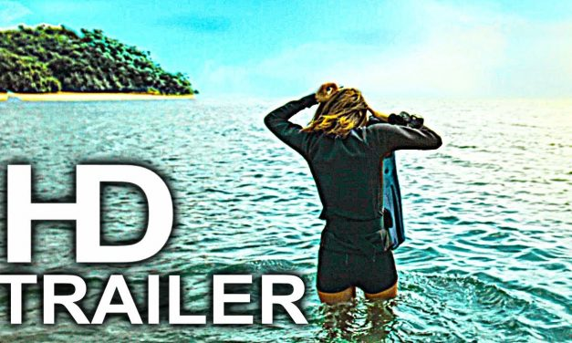 BIG BLUE SEA Trailer #1 NEW (2019) Adventure Movie HD