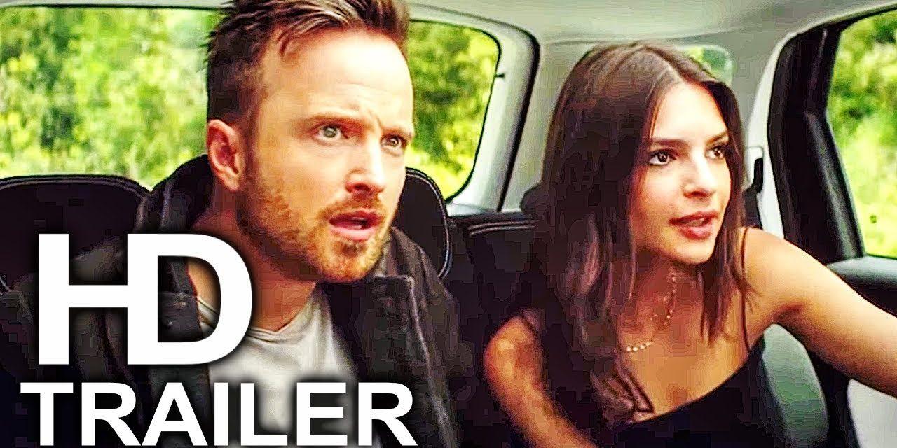 WELCOME HOME Trailer #1 NEW (2018) Emily Ratajkowski, Aaron Paul Thriller Movie HD