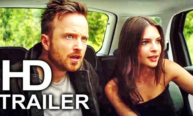 WELCOME HOME Trailer #1 NEW (2018) Emily Ratajkowski, Aaron Paul Thriller Movie HD