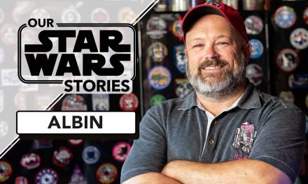 Albin Johnson and the Power of Fandom | Our Star Wars Stories