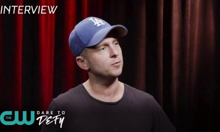 iHeartRadio Music Festival 2018 | Backstage with Ryan Tedder | The CW