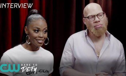 "iHeartRadio Music Festival | Backstage with Nafessa Williams & Marvin ""Krondon"" Jones III 
