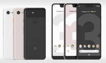 Google Unveils the Pixel 3 and 3XL with New AI Camera Features