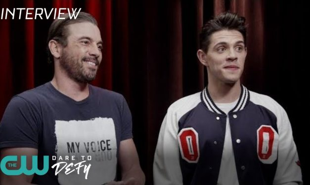 iHeartRadio Music Festival 2018 | Backstage with Casey Cott & Skeet Ulrich | The CW