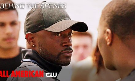 All American | The Coach | The CW