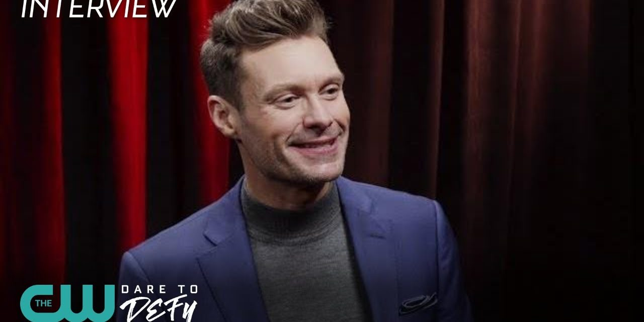 iHeartRadio Music Festival 2018   Backstage with Ryan Seacrest   The CW