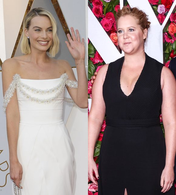 Margot Robbie Replacing Amy Schumer In The 'Barbie' Movie!
