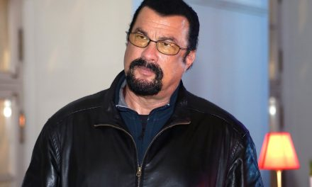 Steven Seagal Storms Out of Interview After Being Asked About Sexual Assault Allegations