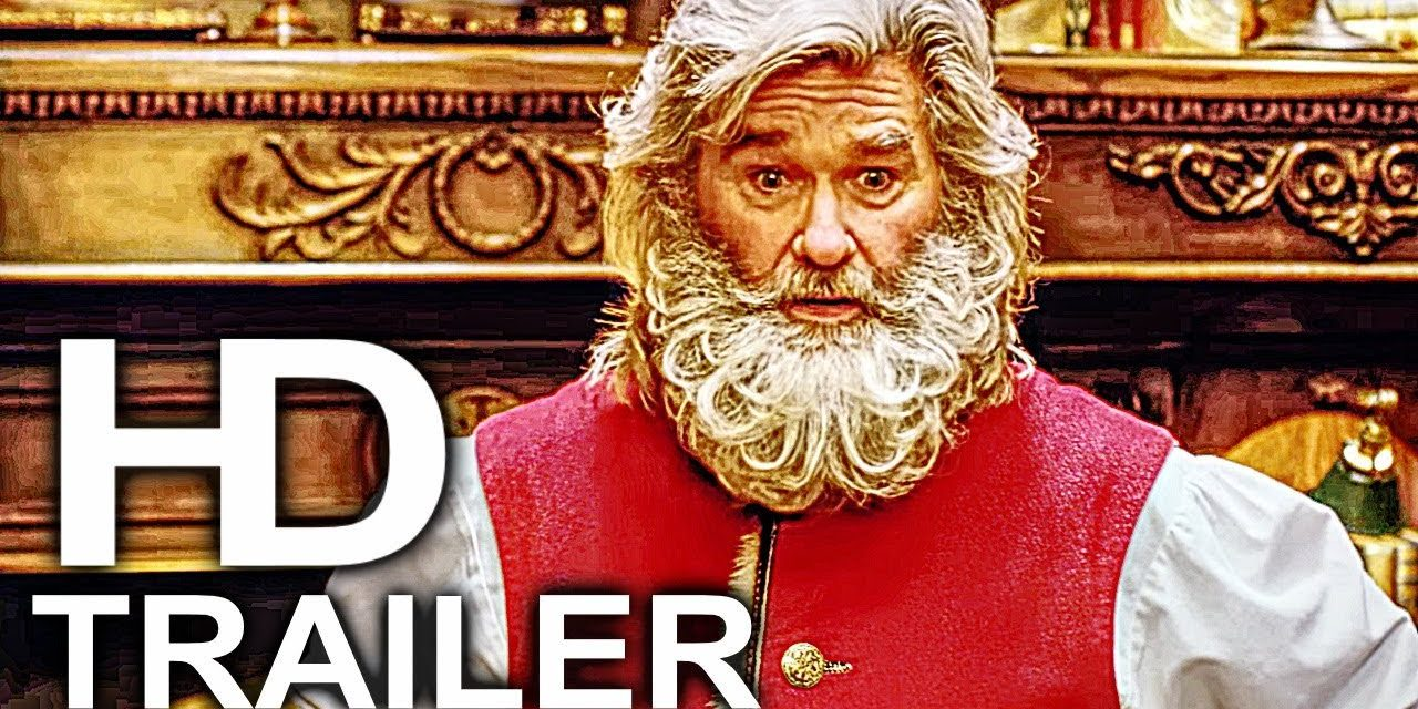 The Christmas Chronicles Trailer.The Christmas Chronicles Trailer 1 New 2018 Kurt Russel