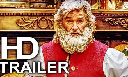 THE CHRISTMAS CHRONICLES Trailer #1 NEW (2018) Kurt Russel Comedy Movie HD