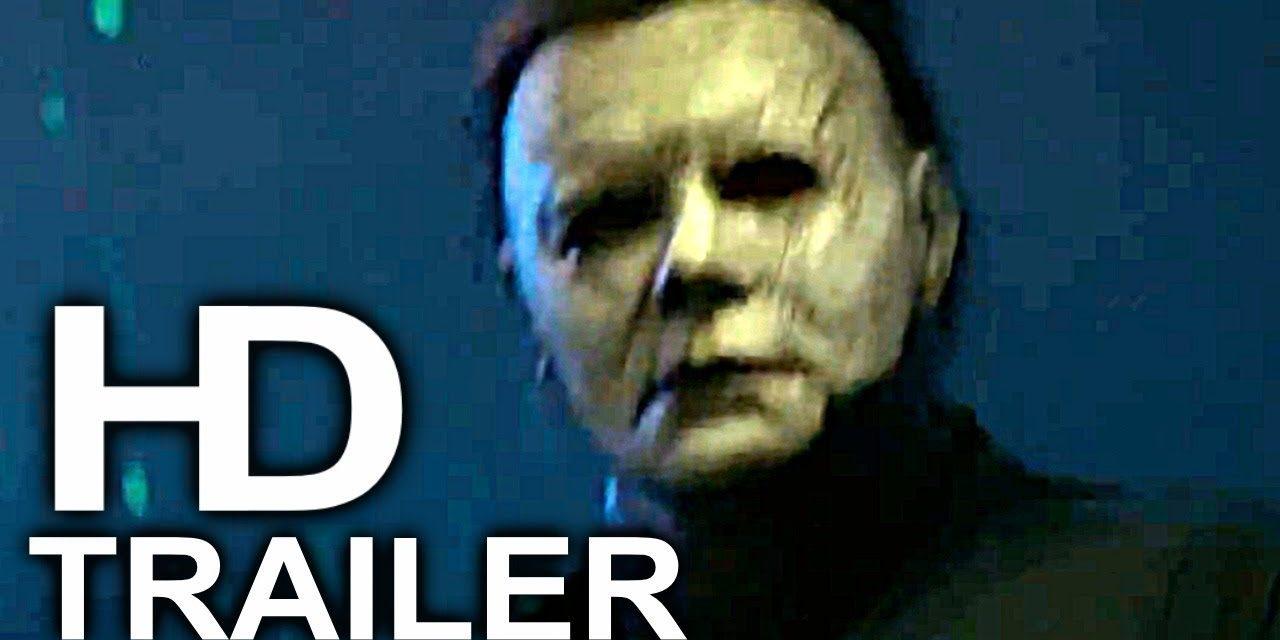 HALLOWEEN Michael In Football Stadium Trailer NEW (2018) Horror Movie HD