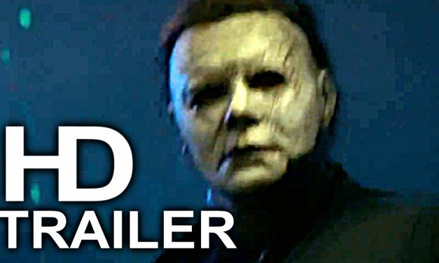 HALLOWEEN Michael In Football Stadium Trailer NEW (2018) Horror Movie HD
