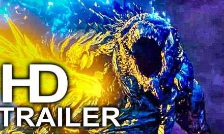 GODZILLA THE PLANET EATER Trailer #1 NEW (2019) Netflix Anime Movie HD