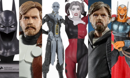The Coolest Star Wars, Marvel, and DC Toys Revealed at New York Comic Con