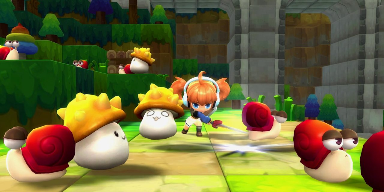 MapleStory 2 opens its nostalgic doors to all, free-to-play