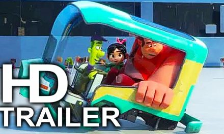WRECK-IT RALPH 2 Ralph Is Fat Funny Scene Trailer NEW (2018) Animated Movie HD
