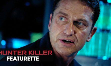 "Hunter Killer (2018 Movie) Featurette ""Beneath the Surface"" – Gerard Butler, Gary Oldman, Common"