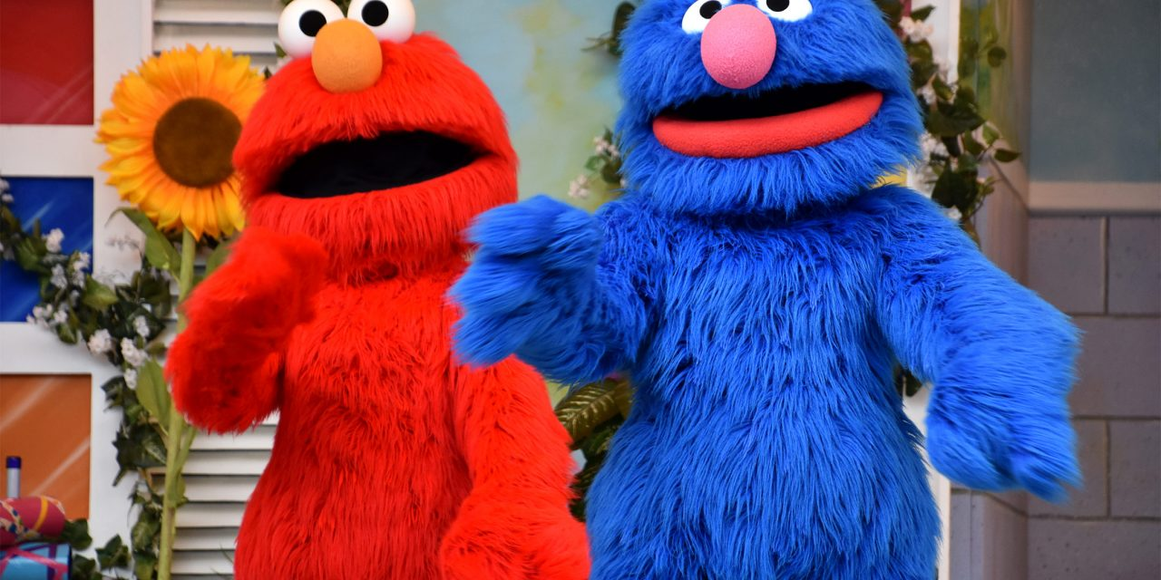 There's a Sesame Street Musical Headed to the Big Screen