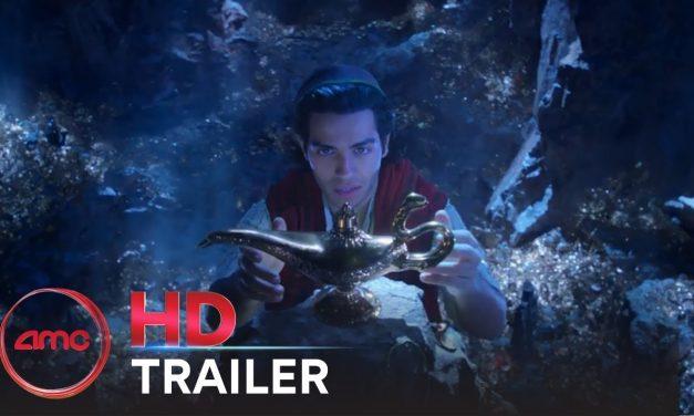 ALADDIN – Official Teaser Trailer (Mena Massoud, Naomi Scott, Will Smith) | AMC Theatres (2019)