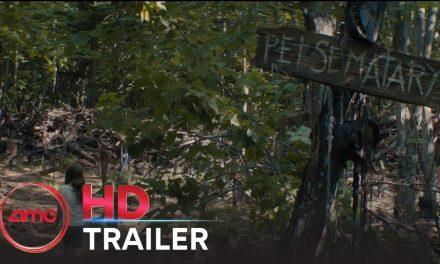 PET SEMATARY – Official Trailer  (Jason Clarke, John Lithgow) | AMC Theatres (2019)