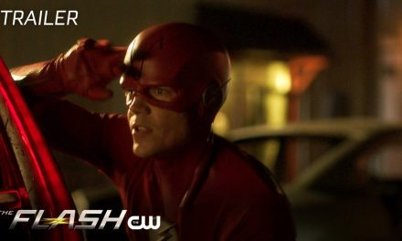 The Flash | Blocked Promo | The CW