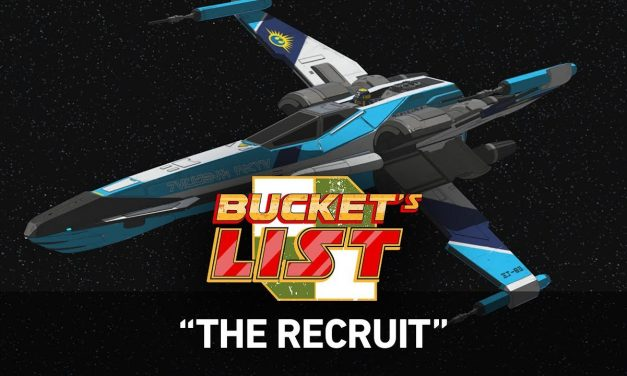"Bucket's List #1.1: ""The Recruit"" 