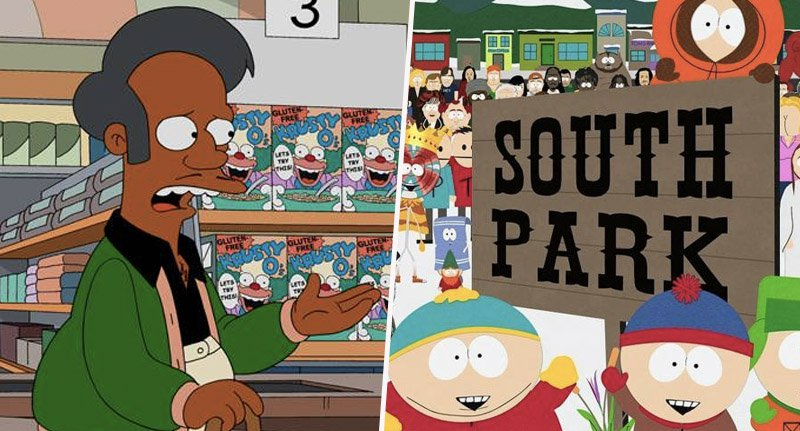 South Park Brutally Troll The Simpsons Over Apu Controversy