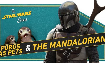 ILMxLAB Hatches Project Porg and More on The Mandalorian