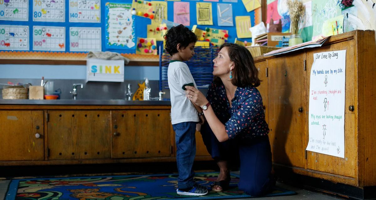 Film Review: The Kindergarten Teacher Takes Professional Envy To Unnerving Lows