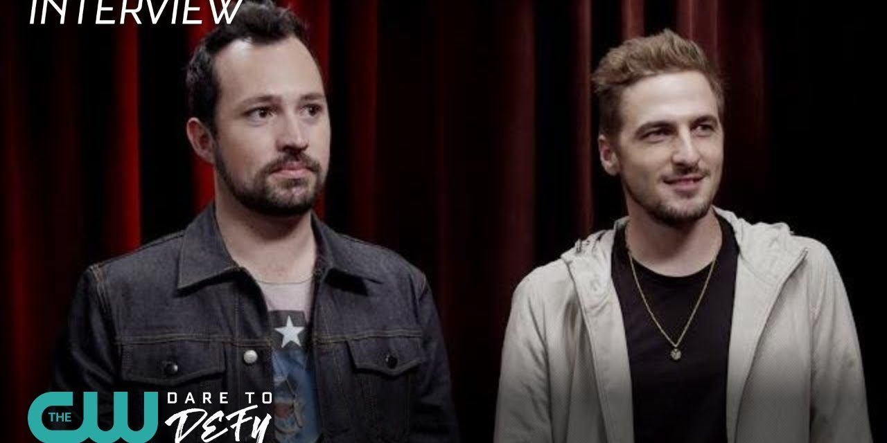 iHeartRadio Music Festival 2018   Backstage with Heffron Drive   The CW