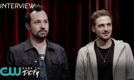iHeartRadio Music Festival 2018 | Backstage with Heffron Drive | The CW