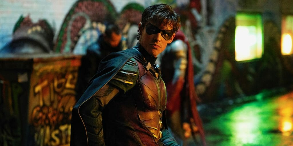 Why the cast of 'Titans' wanted to tell a more realistic superhero story