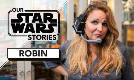 How Star Wars Sparked Robin's Journey | Our Star Wars Stories
