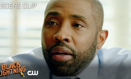 Black Lightning | The Book of Consequences: Chapter One Scene | The CW