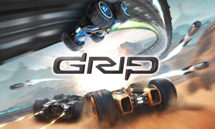 GRIP: Combat Racing Receives Collector's Edition On Switch With Soundtrack, Art And More