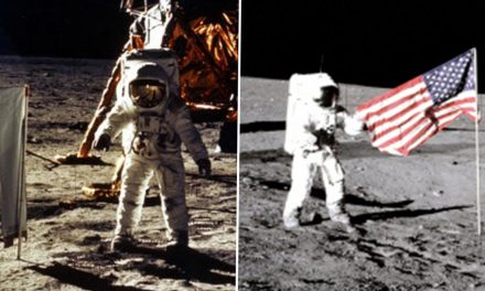 NASA Finally Shut Down Moon Landing Conspiracies Once And For All