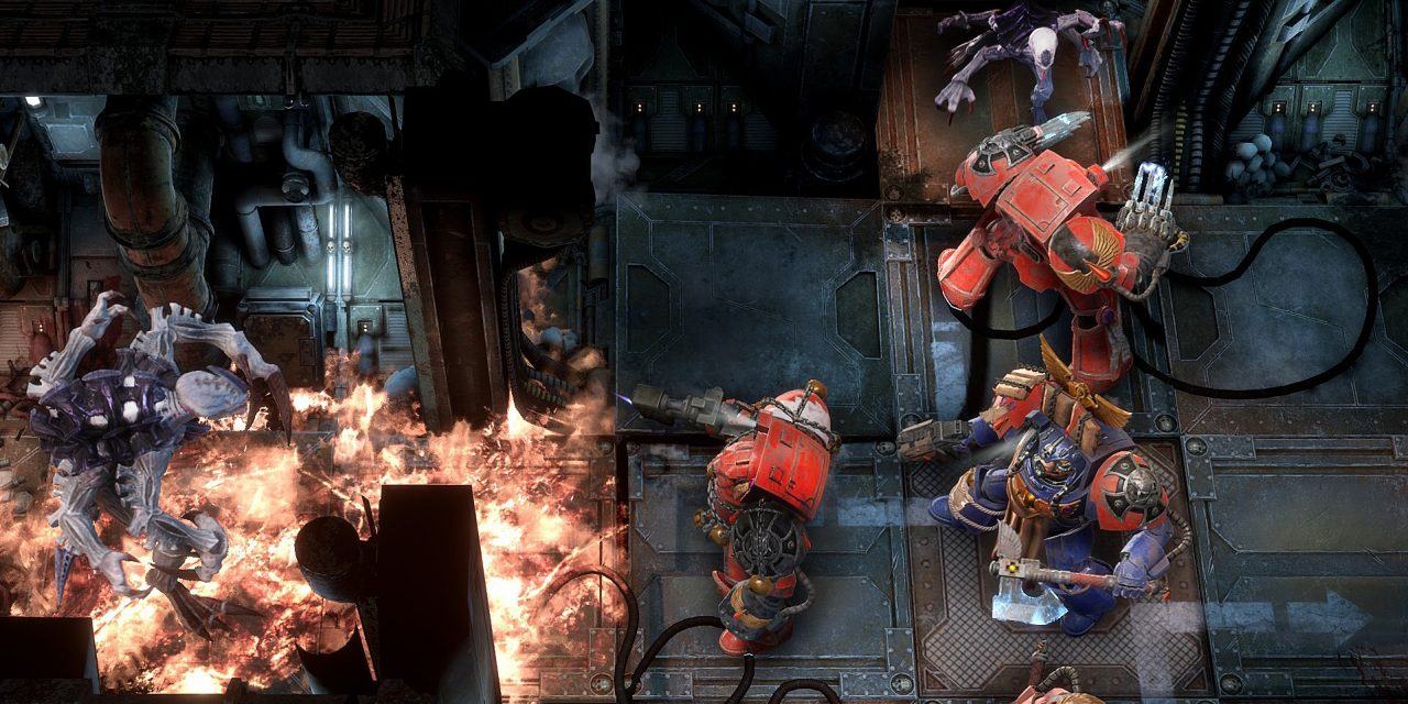 Board game remix Space Hulk: Tactics stomps into stores today
