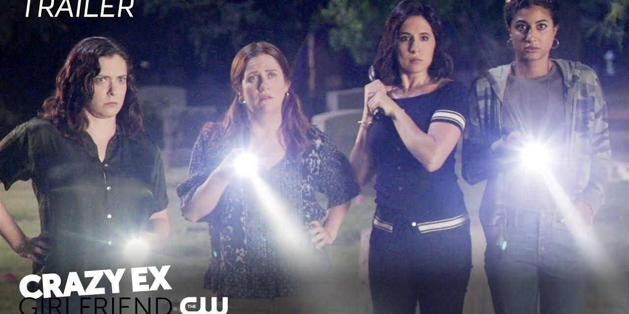Crazy Ex-Girlfriend   I Am Ashamed Promo   The CW