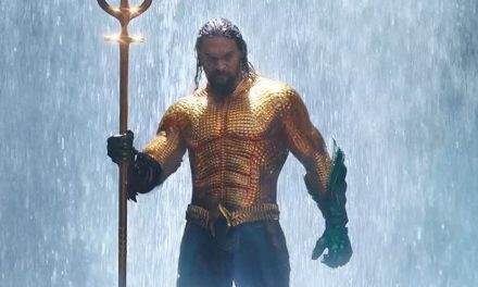 Aquaman Is Swimming Into China 2 Weeks Early