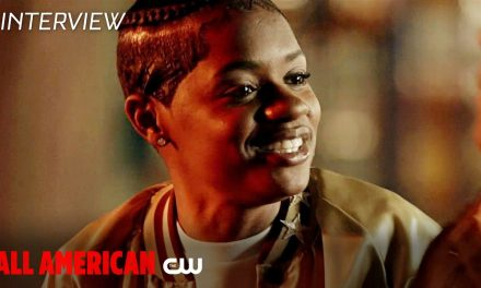All American | Right Hand Coop | The CW