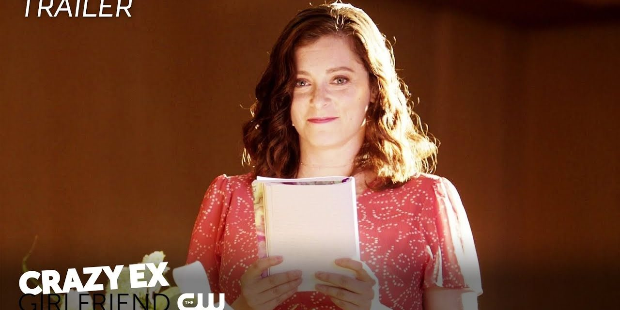 Crazy Ex-Girlfriend | Choose Happy Trailer | The CW