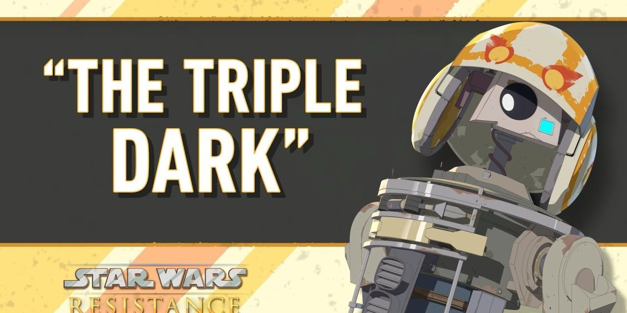 "Bucket's List #1.3: ""The Triple Dark"" 
