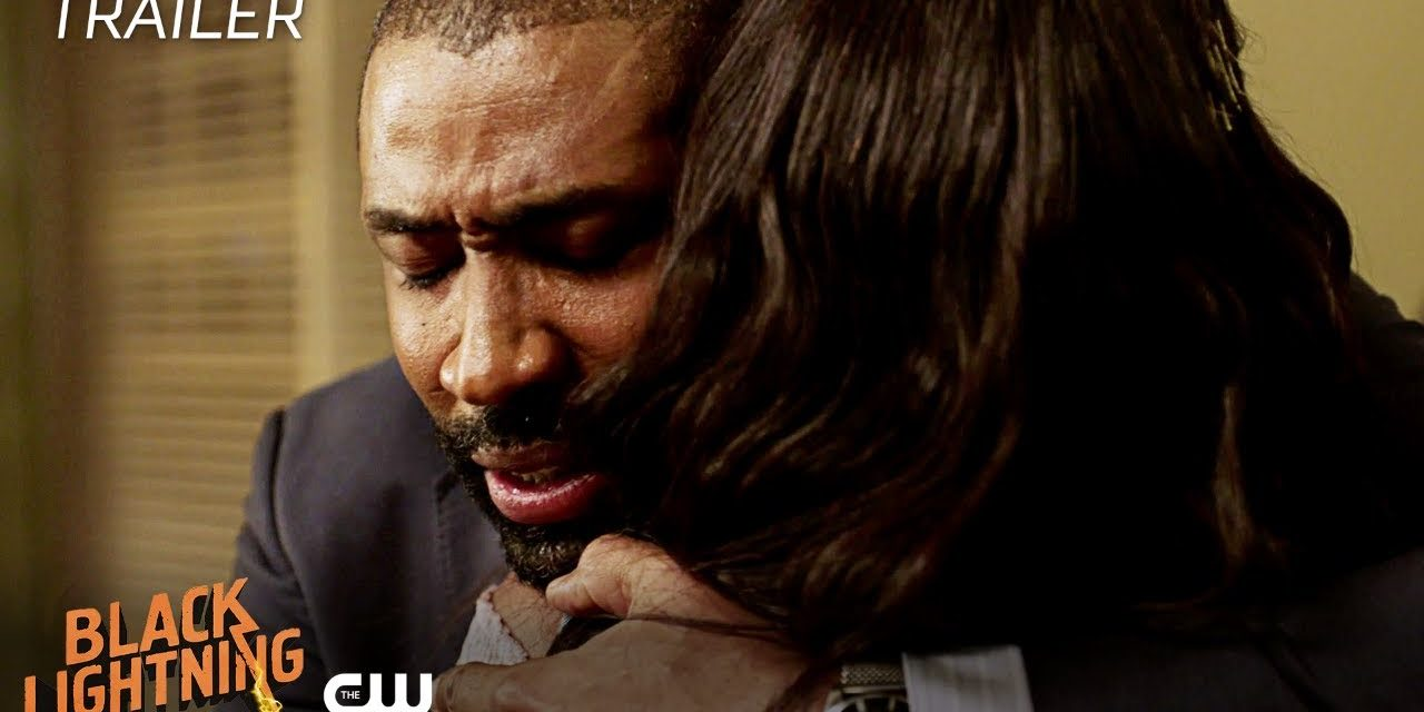 Black Lightning | The Book of Consequences: Chapter Three: Master Lowry Trailer | The CW