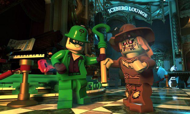 LEGO DC Super-Villains moustache-twirls onto PC today