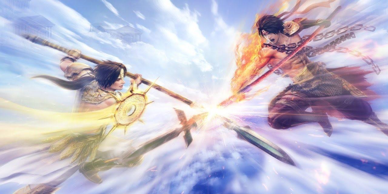 Warriors Orochi 4 – Launch Trailer