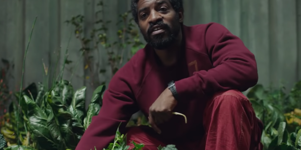 André 3000 and Robert Pattinson get sucked into a black hole in first trailer for High Life: Watch