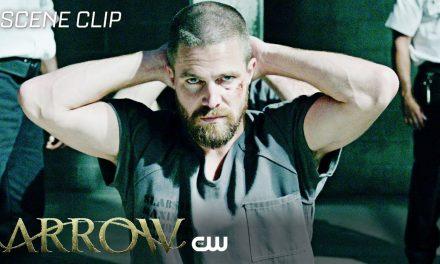 Arrow | Inmate 4587 Scene | The CW
