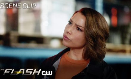 The Flash | Blocked Scene | The CW