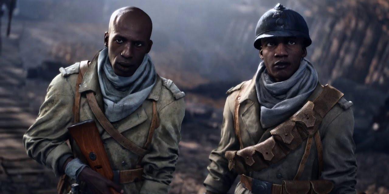 Battlefield V – Official Single Player Trailer