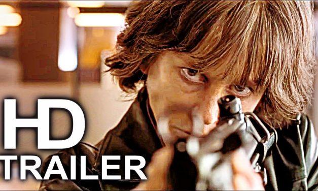 DESTROYER Trailer #1 NEW (2018) Nicole Kidman Action Movie HD